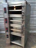 Deck oven Wachtel Piccolo 1-6 P
