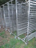 Transport and oven racks