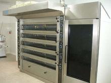 Deck oven Wachtel Infra electri