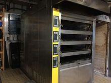 2011 Deck oven MIWE EL 4.1216