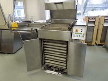 ESBACK Fat fryer for 36 Berlin