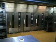 1993 Rack oven W & P - Unitherm