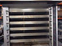 2002 Deck oven Wachtel Infra