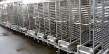 Oven racks for Rational - SCC 2