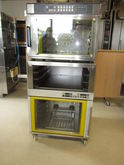 2000 Charger oven MIWE Gusto