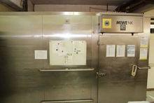 2002 Miwe NK3 Cooling unit