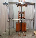 1999 Unimet SH 102 Furnace load