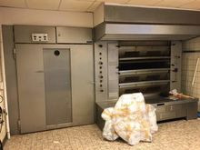 Floors, Gas stacker ovens Hein