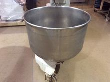Kneading kettle for Boku SK 160
