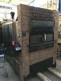 2005 HEUFT wood oven