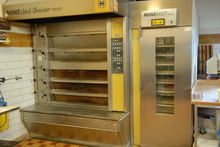 Ovens for floors MIWE-Ideal