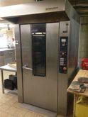 Rotary rack oven Eurostar SF 6-