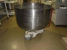Kneading kettle for BOKU SK 240