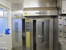 Stove oven MIWE RI - FO 60 - 10