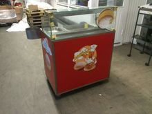 Kippfix fat bake salesstand