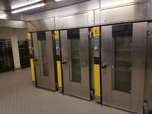 Thermo oil rack oven MIWE