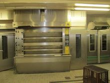 Storey oven MIWE ideal 1500 - 4