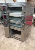 1997 WAX Piccolo stacking oven
