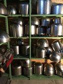 Stainless steel boiler for agit