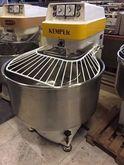 SPL 125 Kemper kneading machine