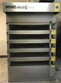 Floors oven Miwe Elektro