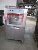 Wiesheu B4 loading oven