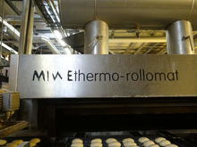 2003 Miwe Thermo-Rollomat TR 2D