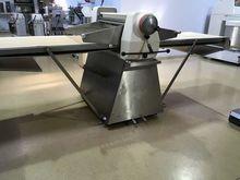 Rolling machine Fritsch