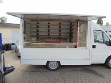 Baked goods sales vehicle Fiat