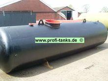 Steel tank 25,000 liters