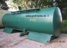 Steel tank 20,000 liters