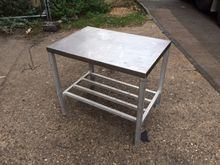 Used Prep Tables in