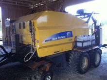 2014 New Holland  BR6090 Combi