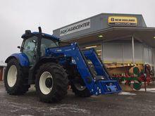 2016 New Holland  T6.165 EC