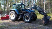 2002 New Holland  TM 150