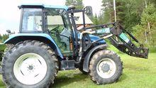 2002 New Holland  TS 100 ES PS