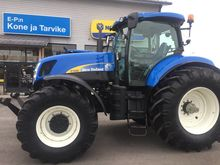 2011 Nw Holland T 7060 PCE