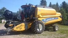 2014 New Holland  TC 5070 RS