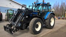 2008 New Holland  TM 155 RC