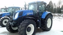 2015 New Holland  T7.185RC 50 k