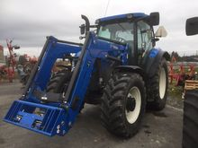 2015 New Holland  T6. 140 Ec de