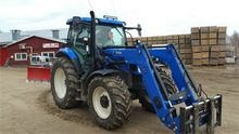 2013 New Holland  T6 140 ECDL