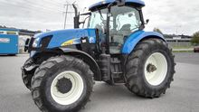 2007 New Holland  T 7030 PCE 50