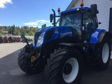 2015 New Holland  T 7.200 AC