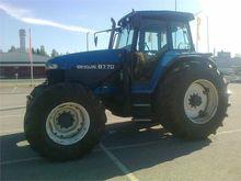 1996 New Holland  8770