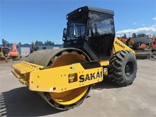 Used 2014 SAKAI SV54