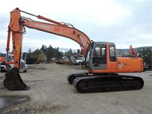 Used 2002 HITACHI ZX