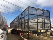 2008 UTILITY Flatbed with bolte