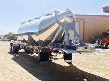 2017 GALLEGOS Pneumatic Tanker