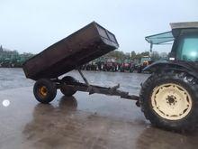 Fruehauf 6 Tonne Dump Wagons